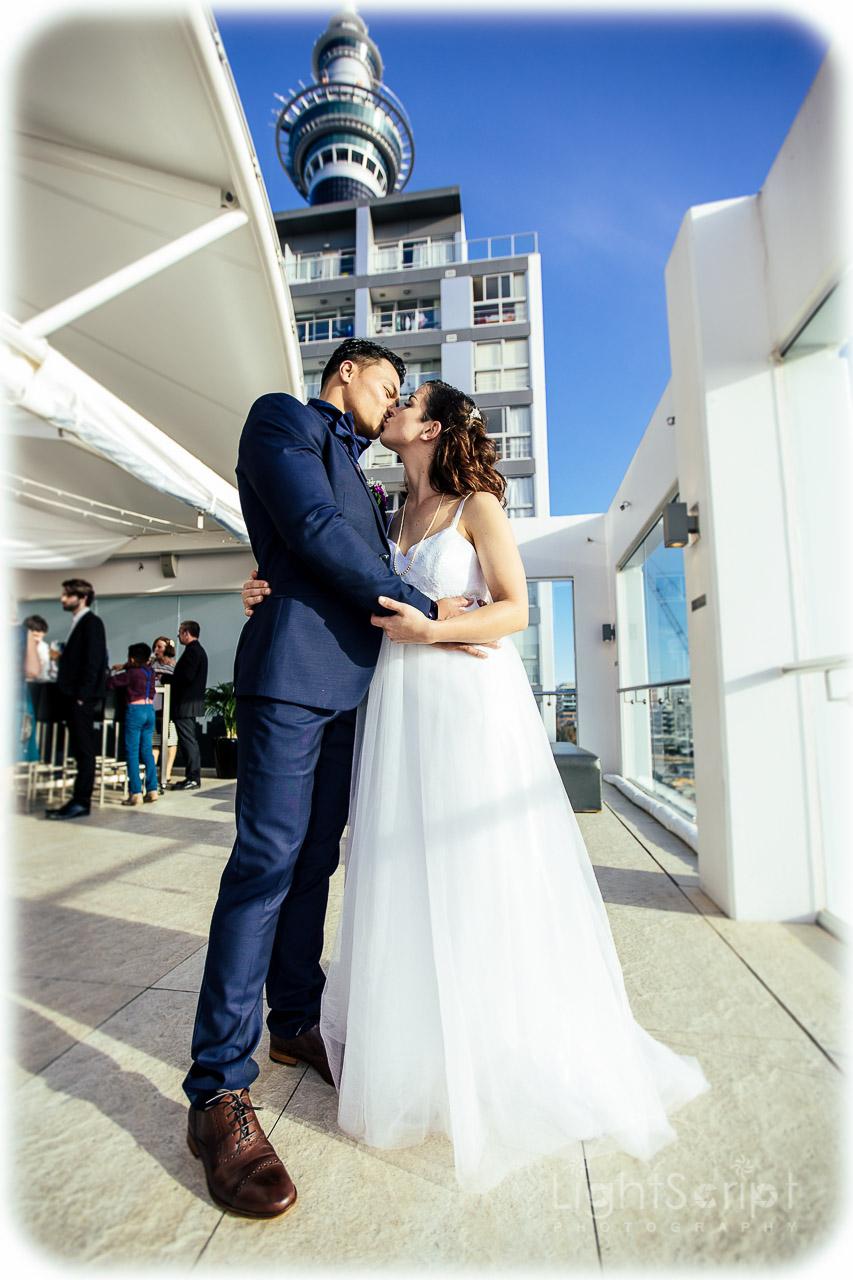 Wedding at Rydges