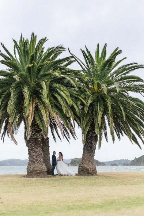 Wedding photographer Paihia