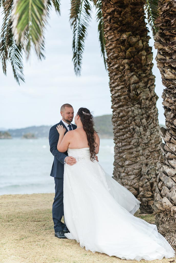 Wedding photographers Paihia