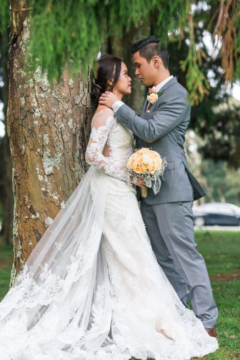 amazing shoot of new couple