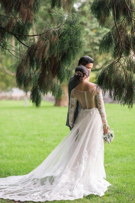 wedding couple dress shoot